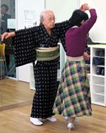 御年98歳の鈴木会長の写真