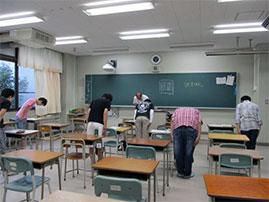 教育支援の面接指導