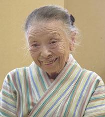 池田貞子さん